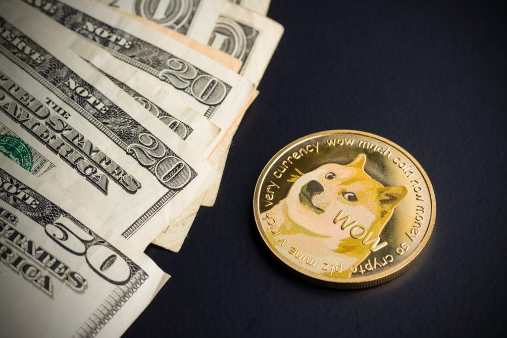 cryptocurrency dogecoin price