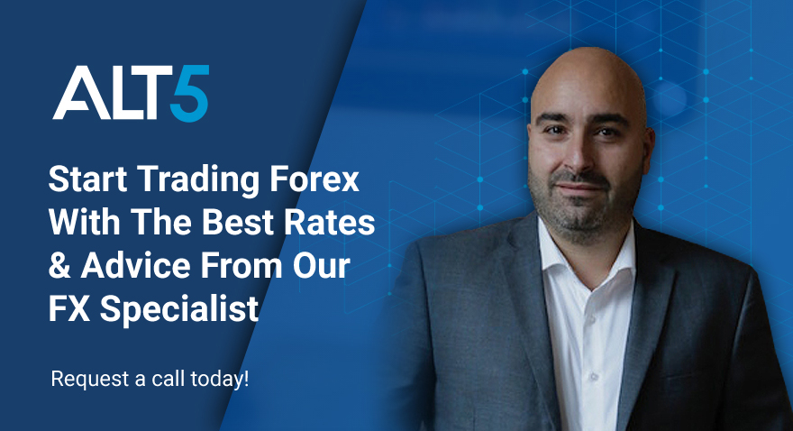 Start trading Forex with the best rates and advice from our FX specialist